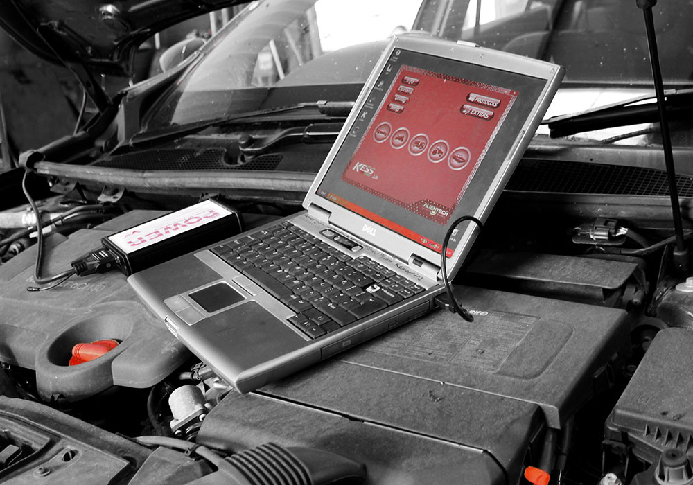 DIAGNOSTICS & REMAPPING